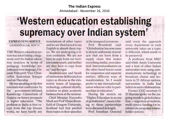 conversation on indian education system 1 indian education system -i block -1 : elementary education in india: a retrospect notes unit 1 indian education system -1 structure 10 introduction.